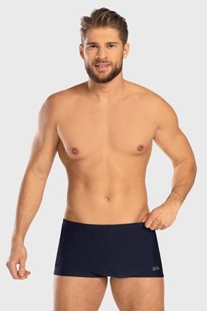 Тъмносин бански тип боксерки Rio