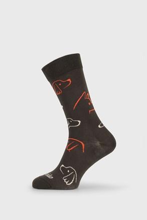 Чорапи Fusakle Внимание куче