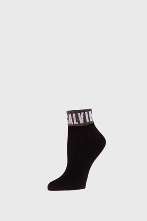 Дамски чорапи Calvin Klein Kayla черни