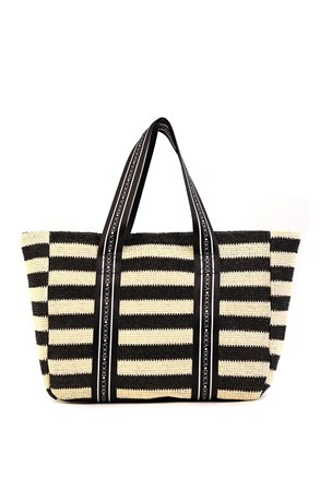 Дамска плажна чанта Elle черна