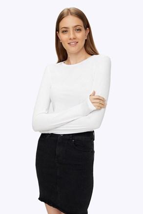 Дамска блуза Pieces Sirene с дълъг ръкав