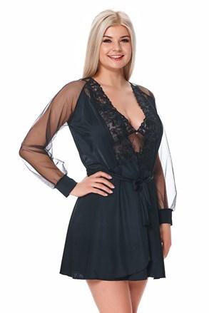Дамски луксозен халат Michela