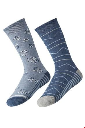 2 pack дамски топлещи чорапи Mia