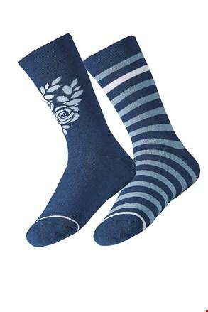 2 pack дамски топлещи чорапи Rose