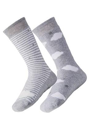 2 pack дамски топлещи чорапи Cloud