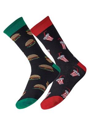 2 pack мъжки чорапи Meal
