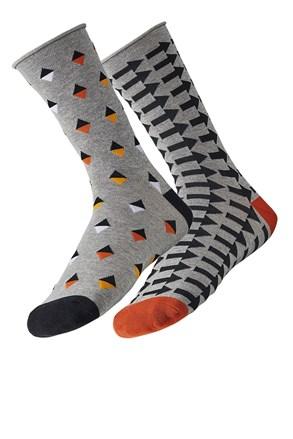 2 pack мъжки чорапи Way