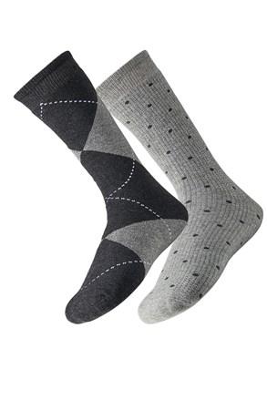 2 pack мъжки чорапи Karel