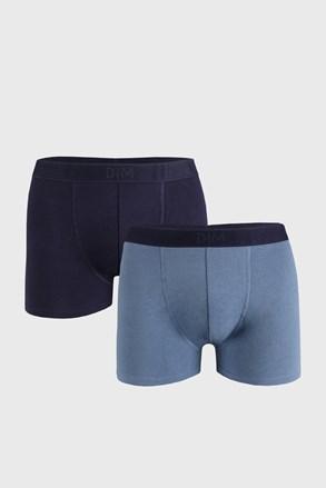2 PACK сини боксерки DIM Soft