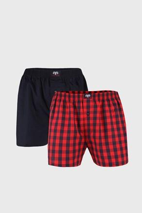 2 pack мъжки шорти CECEBA Red 5XL plus