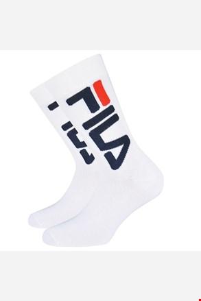 2 pack бели по-дълги чорапи FILA
