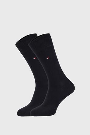 2 PACK тъмносини чорапи Tommy Hilfiger Classic