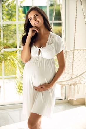 Нощничка за бременни и кърмачки Sharon