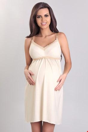 Нощничка за бременни и кърмачки Sabrina