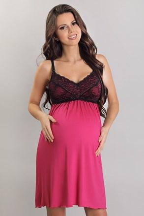 Нощничка  за бременни и кърмачки Rose