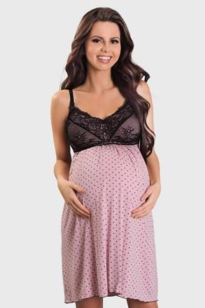 Нощничка за бременни и кърмачки Lena