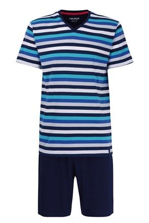 Мъжка пижама Aqua 5XL plus не се глади