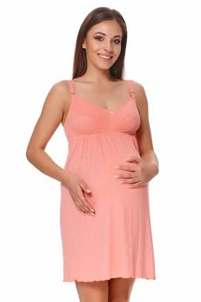 Нощничка за бременни и кърмечки Helen