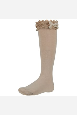 Три четвърти чорапи за момичета Dulcinia