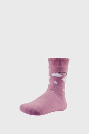 Топлещи чорапи за момичета Sky