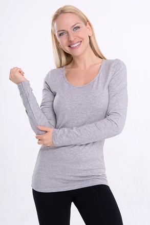 Дамска блуза Lunga с дълъг ръкав