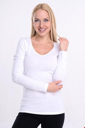 Дамска блуза Garzato с дълъг ръкав