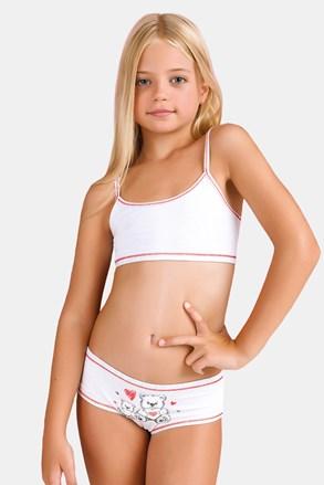 Комплект за момичета от бикини и топ Orsetti III