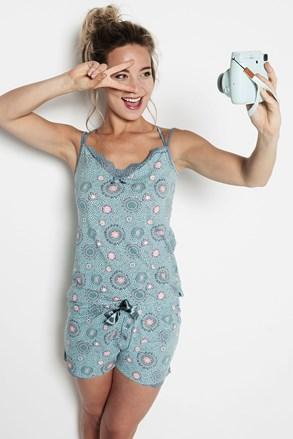 Дамска пижама Circles