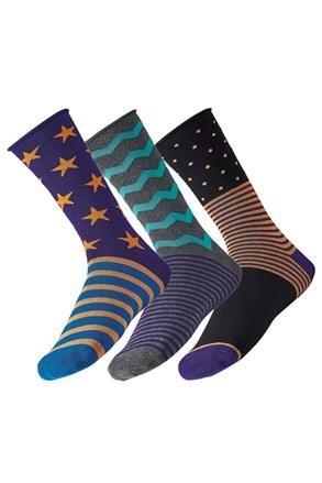3 pack мъжки чорапи Star