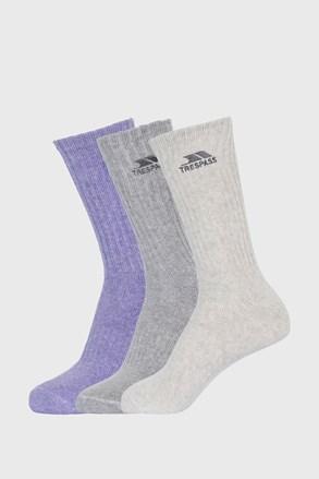 3 PACK дамски чорапи Stopford