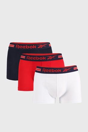 3 PACK боксерки Reebok Garrels