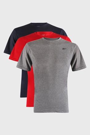3 PACK тениски Reebok Santo B