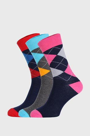 3 pack чорапи Bellinda Crazy Socks