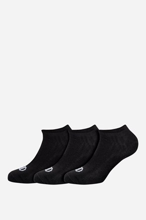 3 pack по-къси спортни чорапи Champion черни