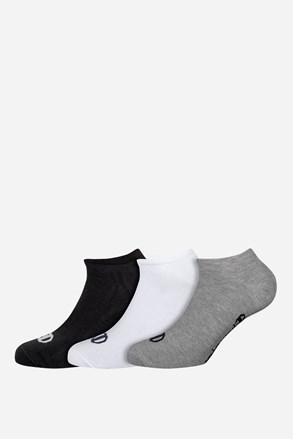 3 pack по-къси спортни чорапи Champion цветни