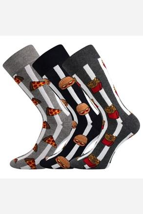 3 pack мъжки чорапи Defood