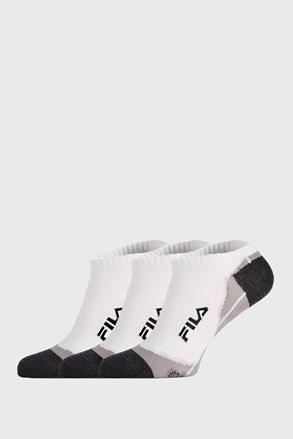3 PACK чорапи FILA Invisible бели