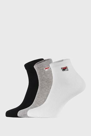 3 pack три цвята чорапи до глезена FILA