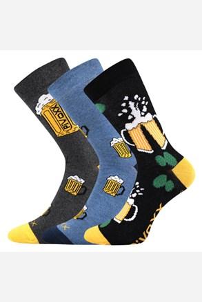 3 pack мъжки чорапи PiVoXX III