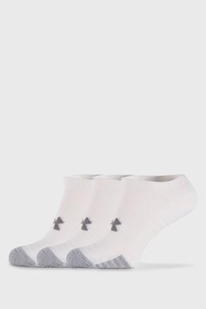 3 PACK бели чорапи Under Armour