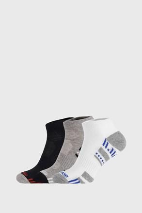 3 PACK къси чорапи Sportive