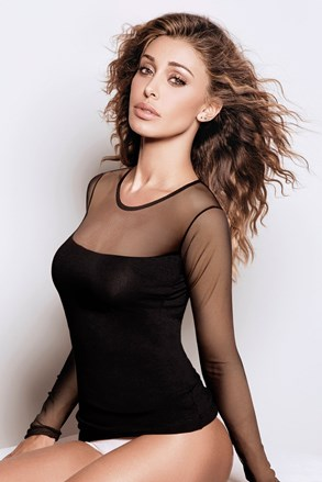 Дамска блуза Sivia