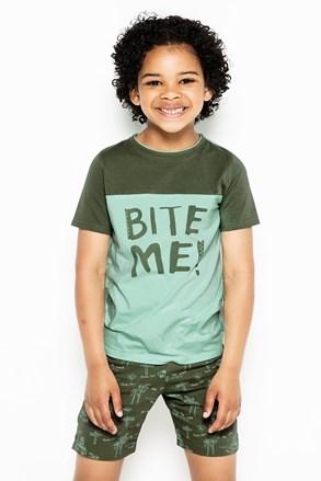 Пижама за момчета Bite me