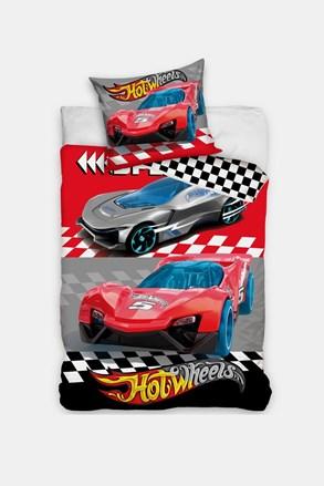 Спален комплект за момчета Hot Wheels Speed