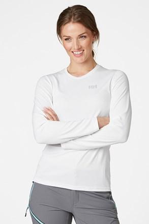 Дамска бяла функционална блуза Helly Hansen Lifa Active