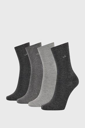 4 PACKдамски чорапи Calvin Klein Lola I