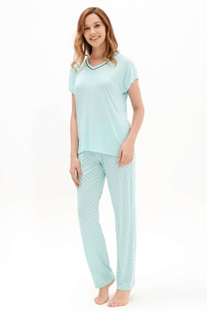 Дамска пижама Mint Point