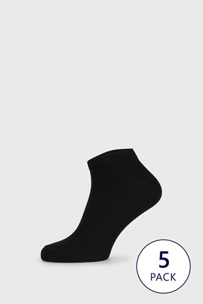 5 PACK чорапи до глезена JACK AND JONES