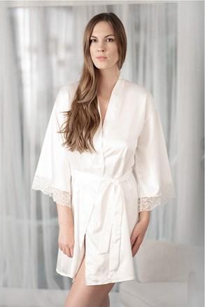 Сатенен халат Bride