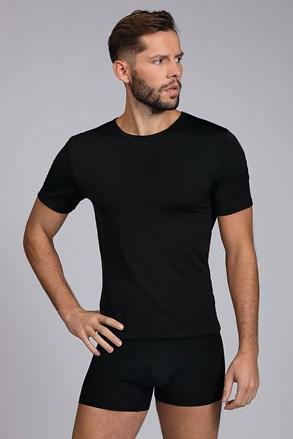 Черна термо блуза Short